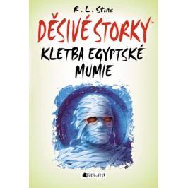 Děsivé storky – Kletba egyptské mumie | R LStine