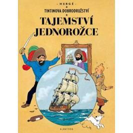 Tintin 11 - Tajemství Jednorožce | Hergé, Hergé, Kateřina Vinšová