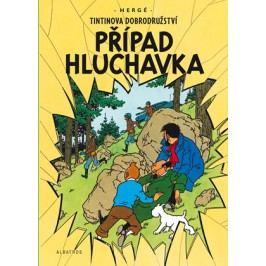 Tintin 18 - Případ Hluchavka | Hergé, Hergé, Kateřina Vinšová