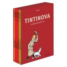 Tintinova dobrodružství - kompletní vydání 1-12 | Hergé, Hergé