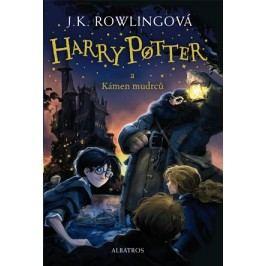 Harry Potter a Kámen mudrců | Vladimír Medek, J. K. Rowlingová, Jonny Duddle