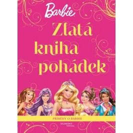 Barbie Zlatá kniha pohádek  | kolektiv