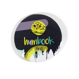 Humbook 2019 - placka HumbookFest |
