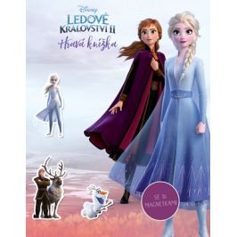 Ledové království 2 - Hravá knížka | kolektiv