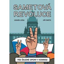 Sametová revoluce | Jiří Zimčík, Zdeněk Ležák