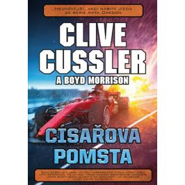 Císařova pomsta   Clive Cussler