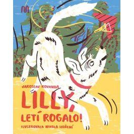 Lilly, letí rogalo | Jaroslav Kovanda, Nikola Hoření