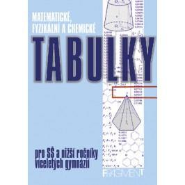 Matematické, fyzikální a chemické tabulky | Vladimír Lank, Bohumír Kotlík, Růžičková Květoslava, Zdeněk Vošický