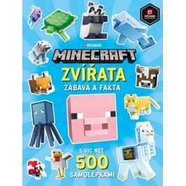 Minecraft - Zvířata - Zábava a fakta | kolektiv, Vilém Zavadil
