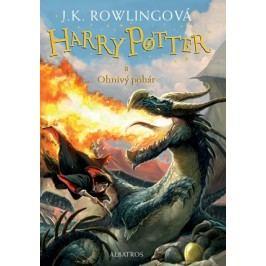 Harry Potter a Ohnivý pohár | Vladimír Medek, J. K. Rowlingová, Jonny Duddle