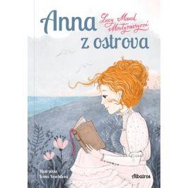 Anna z ostrova | Lucy Maud Montgomeryová, Hana Mičková, Ivona Knechtlová, Jiří Korejčík