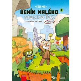 Deník malého Minecrafťáka: komiks | Cube Kid