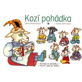 Kozí pohádka | Milada Čvančarová, Helena Zmatlíková, Věra Provazníková