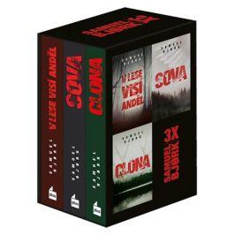 3x Samuel Bjork BOX | Eva Dohnálková, Samuel Bjork