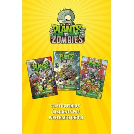 Plants vs. Zombies BOX žlutý | kolektiv