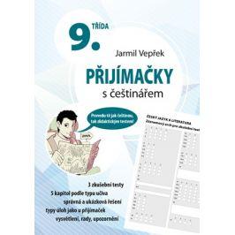 Přijímačky s češtinářem – 9. třída | Jarmil Vepřek