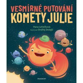 Vesmírné putování komety Julie | Ondřej Dolejší, Hana Lehečková