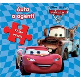Auta 2 - Bleskovy příhody - Kniha puzzle |  Pixar,  Pixar