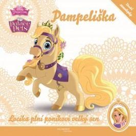 Princezna/Palace Pets - Pampeliška - Locika plní poníkovi velký sen   Walt Disney, Walt Disney
