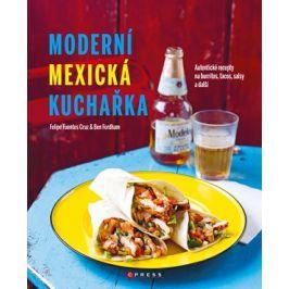 Moderní mexická kuchařka | kolektiv