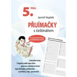 Přijímačky s češtinářem – 5. třída | Jarmil Vepřek