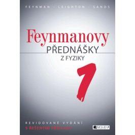 Feynmanovy přednášky z fyziky - revidované vydání - 1.díl | Štoll Ivan, Matthew Sands, Richard Feynman, Robert B. Leighton