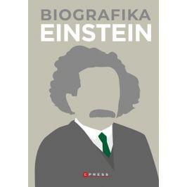 Biografika: Einstein | kolektiv, Jiří Mánek