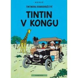 Tintin 2 - Tintin v Kongu |  Hergé
