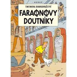Tintin 4 - Faraonovy doutníky    Hergé