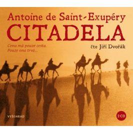Citadela (audiokniha)   Antoine de Saint-Exupéry, Věra Dvořáková, Jiří Dvořák, 5Guests s.r.o. Tabery Jakub