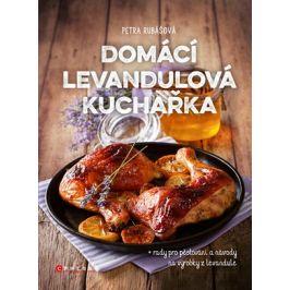 Domácí levandulová kuchařka  | Petra Rubášová