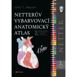 Netterův vybarvovací anatomický atlas  | John T. Hansen