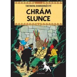 Tintin 14 - Chrám Slunce | Hergé, Hergé, Kateřina Vinšová