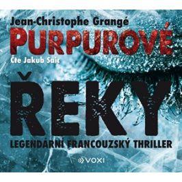 Purpurové řeky (audiokniha)   Jean Christophe Grangé, Jakub Saic