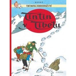 Tintin 20 - Tintin v Tibetu |  Hergé