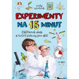 Experimenty na 15 minut | Emily Huntová, Les Evans