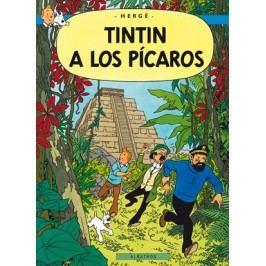 Tintin 23 - Tintin a los Pícaros | Hergé, Hergé, Kateřina Vinšová
