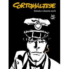 Corto Maltese - Balada o slaném moři | Hugo Pratt, Hugo Pratt