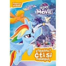 My Little Pony film - Vybarvuj, čti si, nalepuj  |  kolektiv