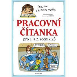 Pracovní čítanka pro 1. a 2. ročník ZŠ | Lukáš Fibrich, Dita Nastoupilová