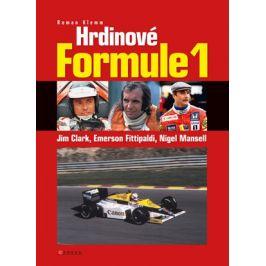 Hrdinové formule 1 - Clark, Fittipaldi, Mansell | Roman Klemm