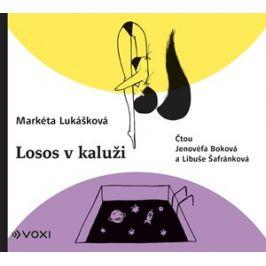 Losos v kaluži (audiokniha) | Jan Jiráň, Libuše Šafránková, Tomáš Cikán, Markéta Lukášková, Lada Brůnová, Jenovéfa Boková
