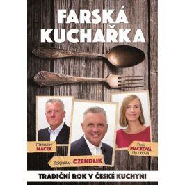 Farská kuchařka | Miroslav Macek, Petra Macková Hrochová, Zbigniew Czendlik, Lucie Králíková