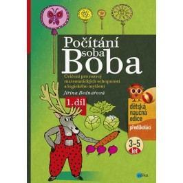Počítání soba Boba - 1. díl | Jiřina Bednářová