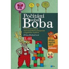 Počítání soba Boba - 2. díl | Jiřina Bednářová