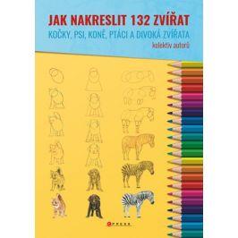 Jak nakreslit 132 zvířat | kolektiv
