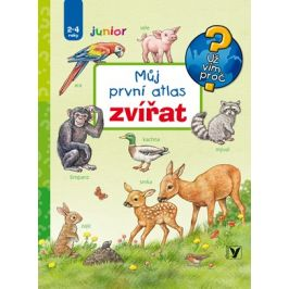 Můj první atlas zvířat | Michal Kolezsar, Anne Möllerová, Anne Möllerová