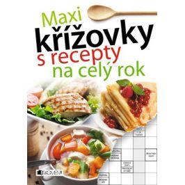 MAXI křížovky s recepty na celý rok |