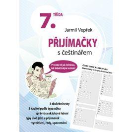 Přijímačky s češtinářem – 7. třída | Jarmil Vepřek