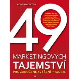 49 marketingových tajemství | Ron Finklestein